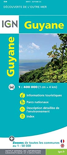 Guyana (French) Domtom 2014: IGN84973