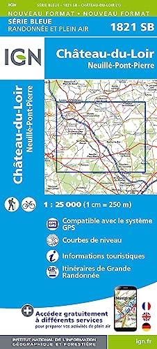 9782758533931: Ch�teau-du-Loir/Neuille-Pont-Pierre : 1821sb