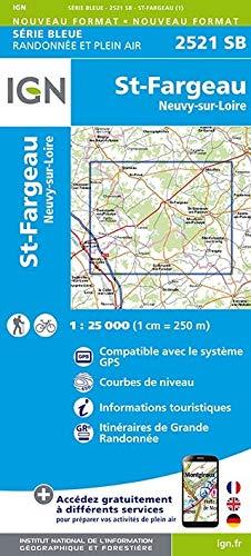 9782758534310: 2521SB ST-FARGEAU/NEUVY-SUR-LOIRE