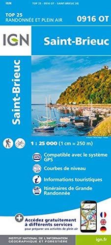 St. Brieux 1 : 25 000