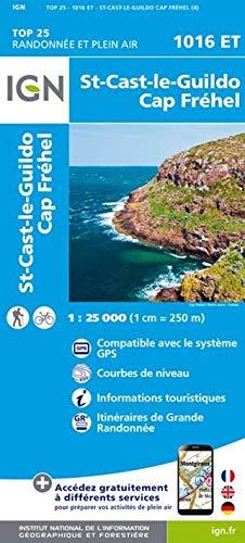 Cast-l-Guildo 1 : 25 000