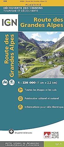 9782758540939: Route des grandes alpes