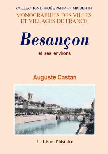 9782758606178: Besancon et Ses Environs