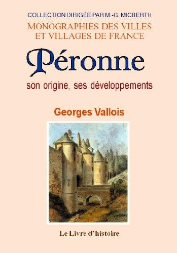 Péronne: VALLOIS GEORGES