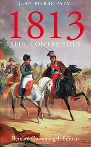 9782758700586: 1813 (French Edition)