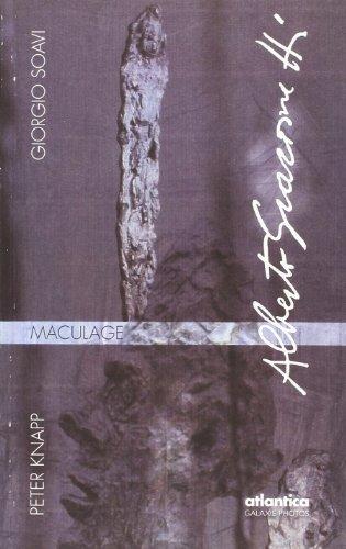 9782758802488: Maculage - Alberto GIACOMETTI