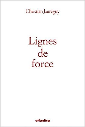 Lignes de force: Christian Jauréguy