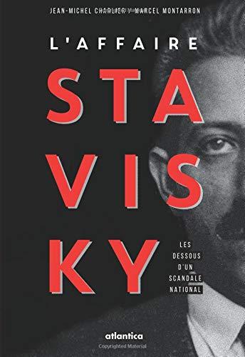 L'affaire STAVISKY Jean-Michel CHARLIER and Marcel MONTARRON