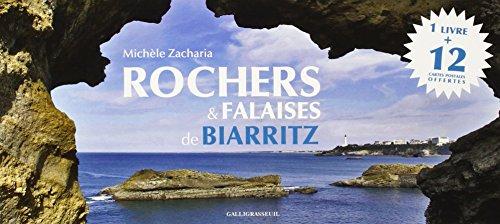 9782758805243: Rochers & falaises de Biarritz et ses douze cartes postales