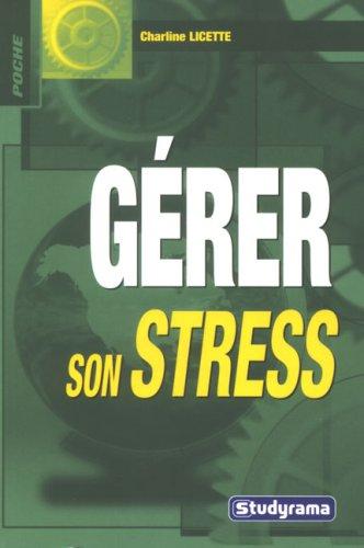 9782759000852: Gérer son stress