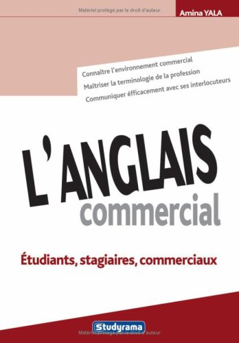 9782759001569: L'anglais commercial
