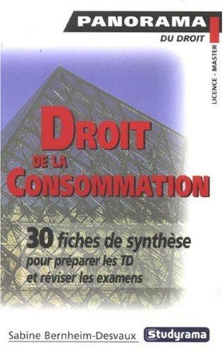 9782759003037: Droit de la consommation