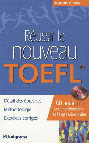 9782759005888: R�ussir le nouveau TOEFL (1CD audio)