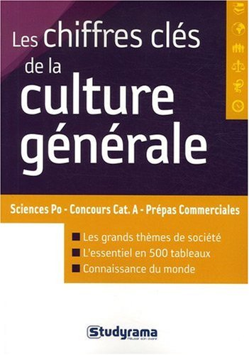 9782759006045: Les chiffres clés de la culture générale (French Edition)