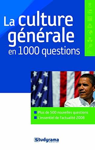 9782759006120: La culture générale en 1000 questions