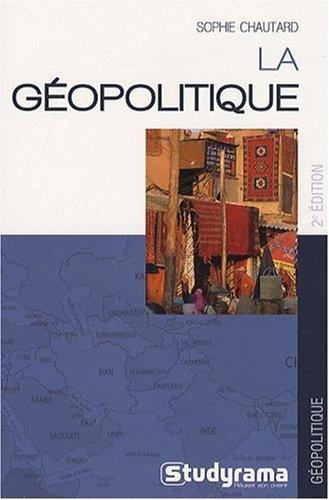 9782759007264: G�opolitique (la) 2e Edition