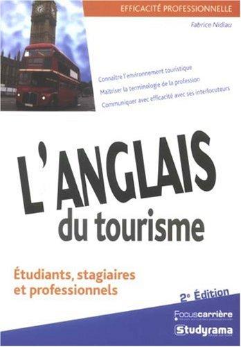9782759007653: Anglais du Tourisme 2edt (l')