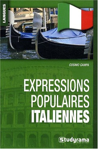 9782759007790: Expressions populaires italiennes