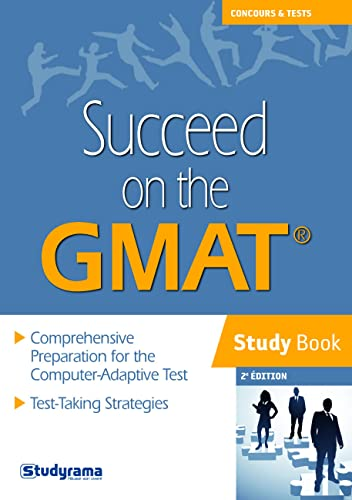 Succeed on the GMAT : Study Book: Hubert Silly
