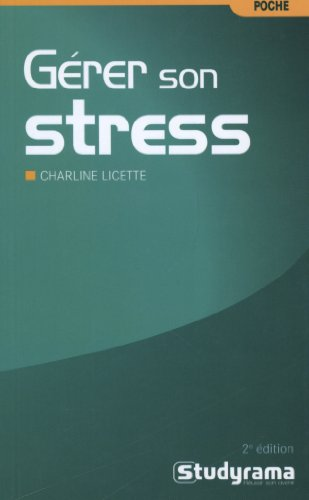 9782759011575: Gérer son stress (French Edition)