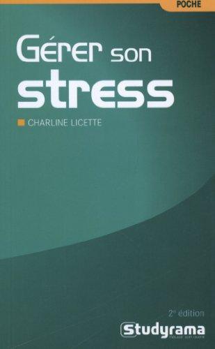 9782759011575: G�rer son stress