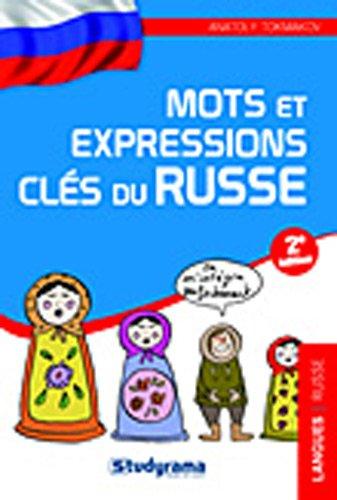 9782759012503: Mots et expressions cles du russe