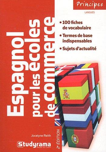 9782759013760: Espagnol pour les écoles de commerce
