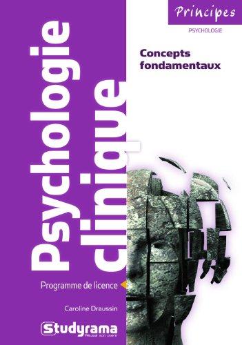 Psychologie clinique: Caroline Draussin