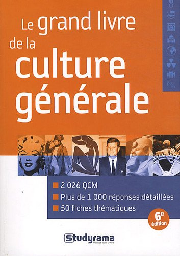 9782759017232: Le grand livre de la culture g�n�rale