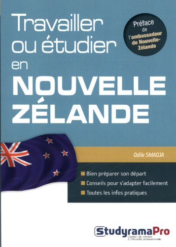 9782759017751: Travailler ou étudier en Nouvelle Zélande