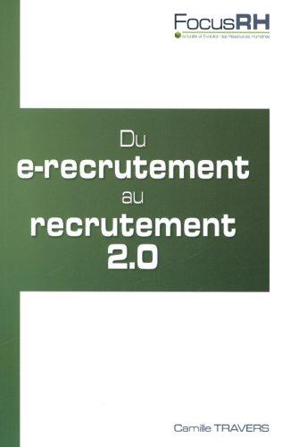 9782759020096: Du e-recrutement au recrutement 2.0