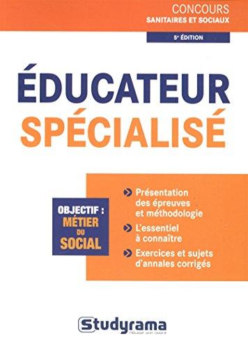 9782759020423: Educateur spécialisé