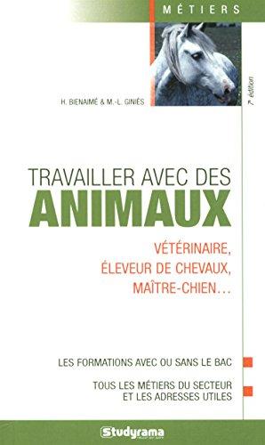 9782759024032: Travailler avec des animaux