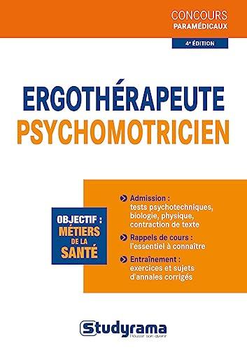 9782759025800: Ergothérapeute-psychomotricien