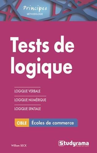 9782759030446: Tests de logique