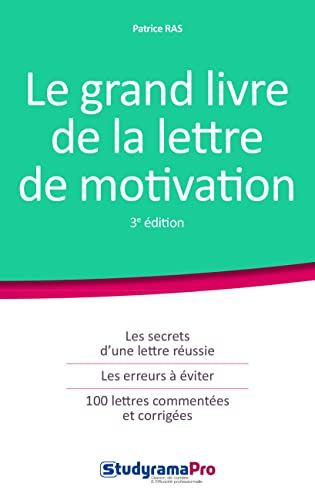 9782759031726 Le Grand Livre De La Lettre De Motivation AbeBooks
