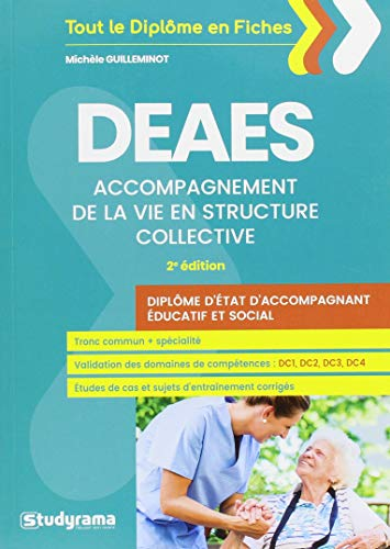 9782759038008: DEAES Accompagnement de la vie en structure collective