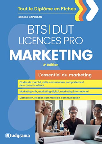 9782759040049: BTS DUT licences pro marketing
