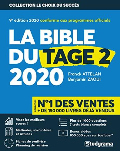 9782759040575: La bible du Tage 2