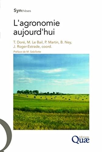 L'agronomie aujourd'hui (1Cédérom) (French Edition): Thierry ...