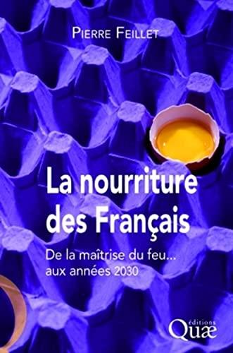9782759200498: La nourriture des Français (French Edition)