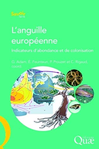 L'anguille européenne (French Edition)