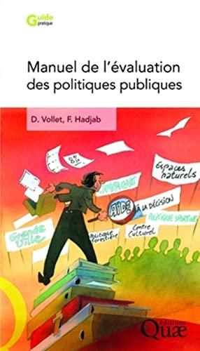 9782759201655: Manuel de l'évaluation des politiques publiques