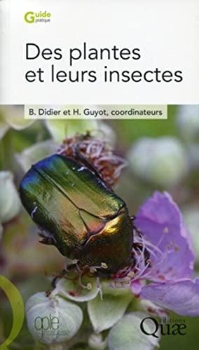 9782759217748: Des plantes et leurs insectes