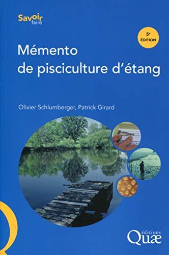9782759218943: Mémento de pisciculture d'étang
