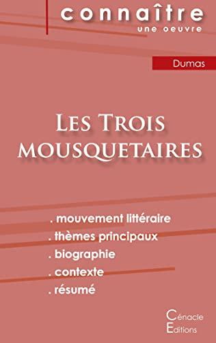 9782759303564: Fiche de lecture Les Trois mousquetaires de Alexandre Dumas (Analyse littéraire de référence et résumé complet)