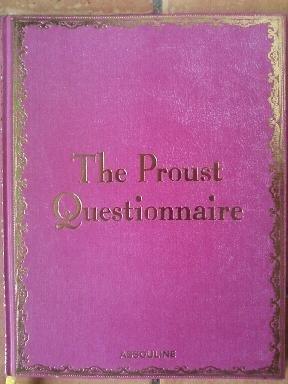 9782759401246: The Proust Questionnaire