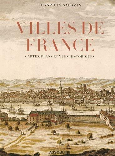 villes de France (9782759401406) by Jean-Yves Sarazin