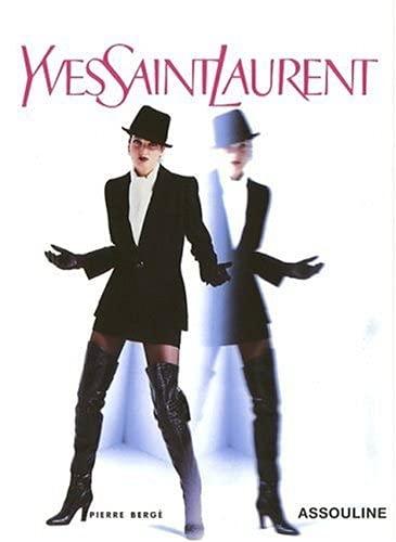 9782759401529: Yves Saint Laurent