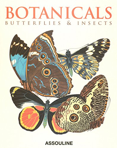 9782759402694: Botanicals: Butterflies & Insects